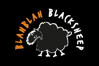 blahblahblacksheep_logo-black